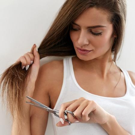 Haarspliss vorbeugen