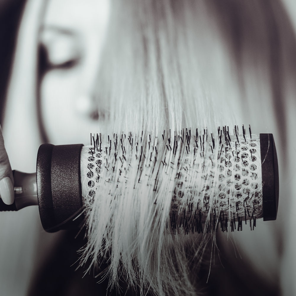 7 steps to the perfect blow-dry result